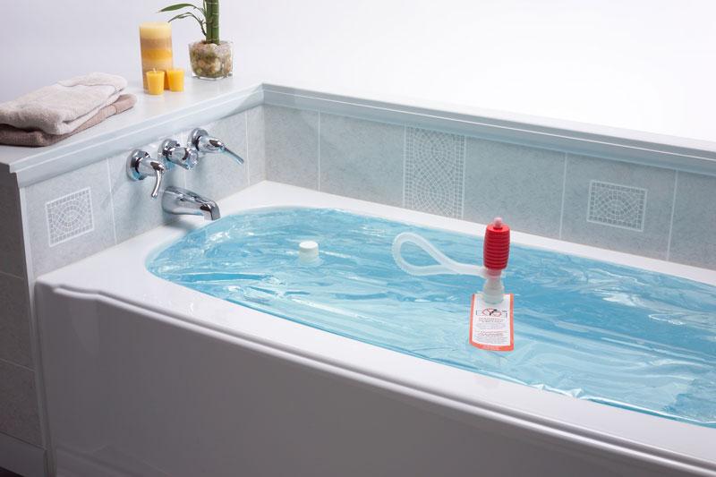 Fits Any Bathtub